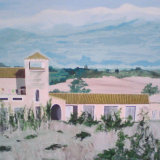 The Plain in Spain, by Catherine Ratcliffe