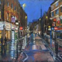 Rainy Night, Brick Lane