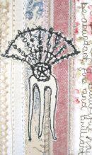 Hidden Lives - Haircomb from Platt Hall Collection. Maria Walker