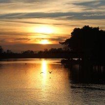 Sunset at Hatchet Pond (2)