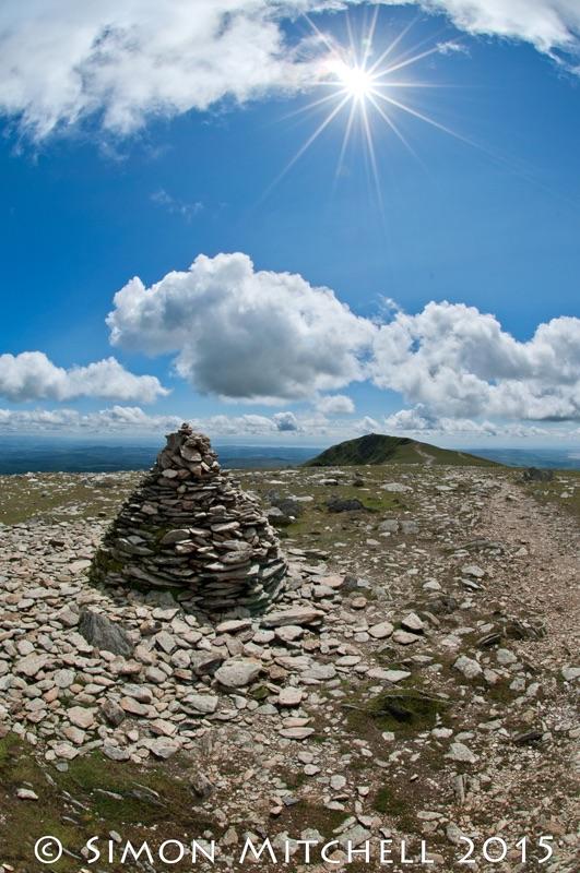 Brim Fell Summit Cairn 2