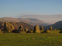 Castlerigg Stone Circle & Helvellyn