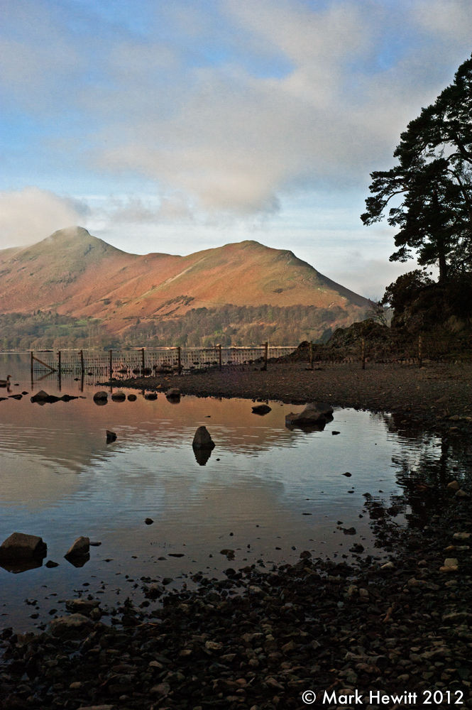 Catbells From Strandshag Bay