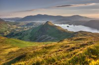 Catbells From Maiden Moor