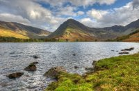 Dale Head, Fleetwith Pike & Haystacks