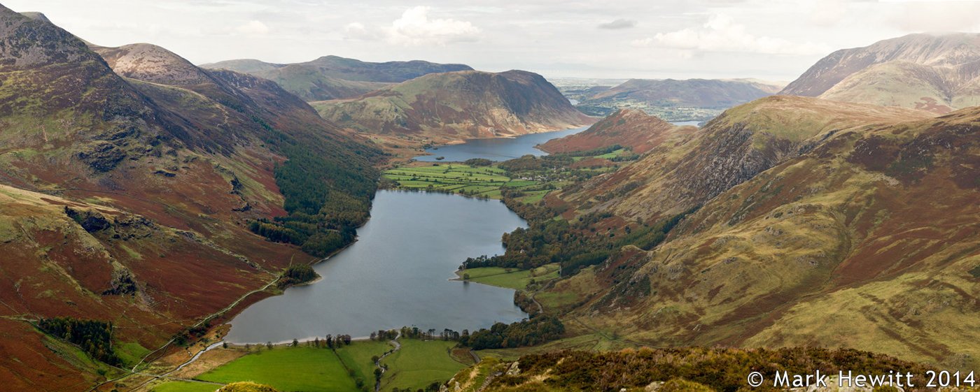 Fleetwith Pike Viewpoint 3