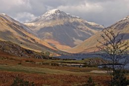 Great Gable From Wastwater