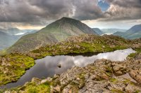 Haystacks Summit Tarn