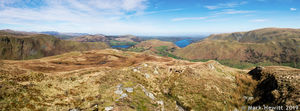 The View From Beda Fell