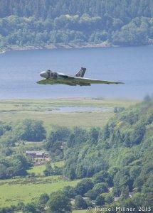 Vulcan Over Applethwaite