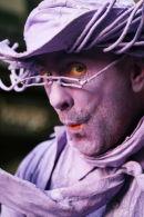 Purple Statue man 2