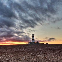 Happisburgh Lighthouse - HDR