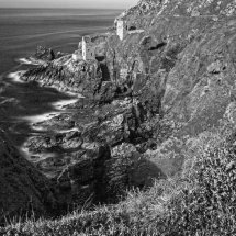 A Black and White Portrait of Botallack