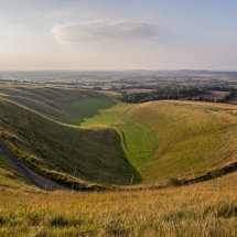 The Manger at Uffington - August 2014