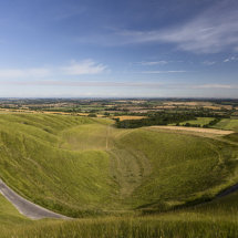 The Manger at Uffington - July 2014