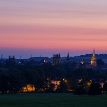 The Spires of Oxford
