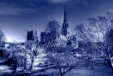 Chichester Cathedral Mono