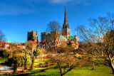 Chichester Cathedral Colour