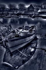 Arundel Castle boat copy