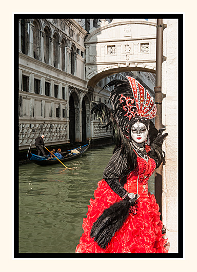 Beauty at the Bridge of Sighs