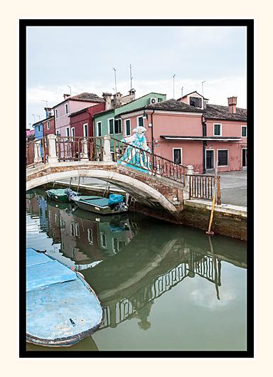 Venice Blue in Burano
