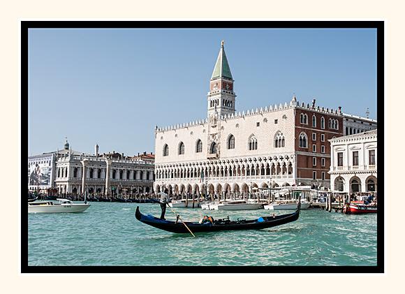 Icon of Venice