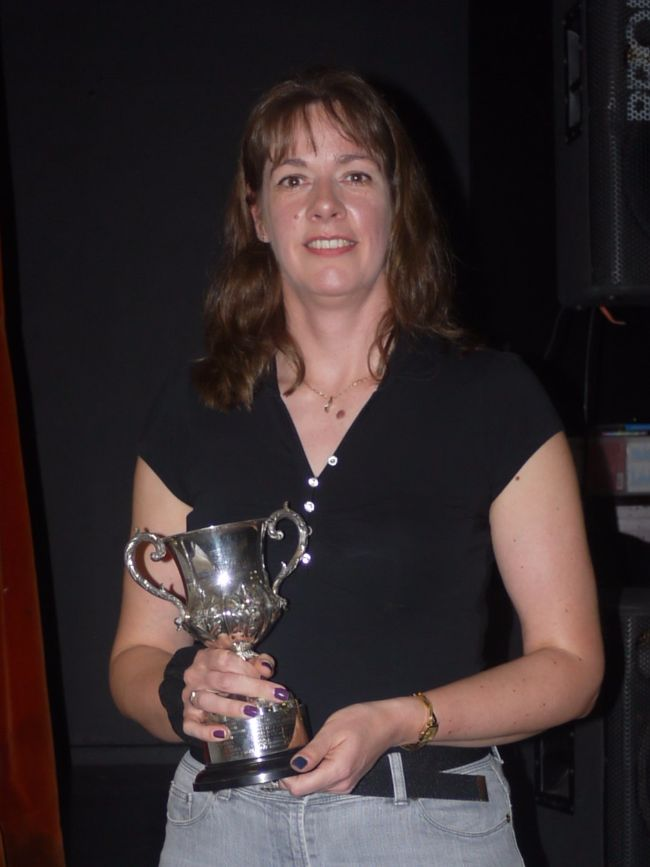 Andrea Jenkins (President's Cup)