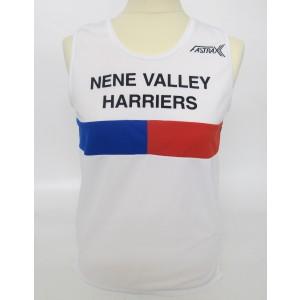 Running vest £16.00