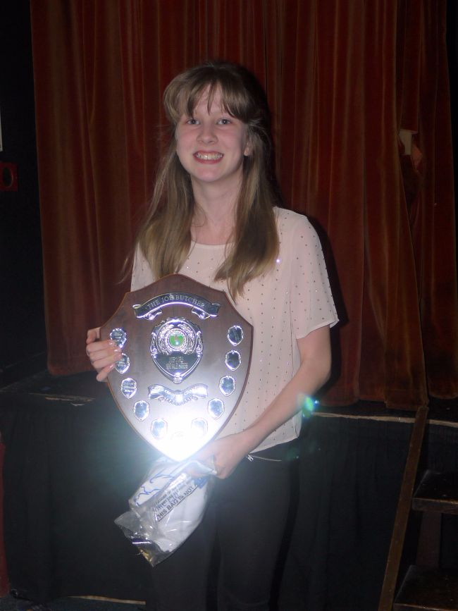 Lottie Hemmings (U13G XC)