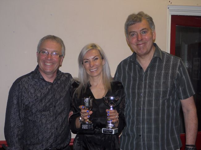 Russ Prosser, Sophie Wilkinson-Hargate, Ray Church
