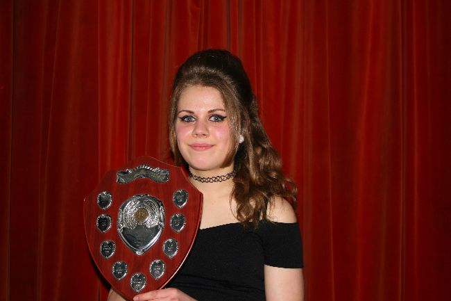 Club Female Award Leigh Anne Rose