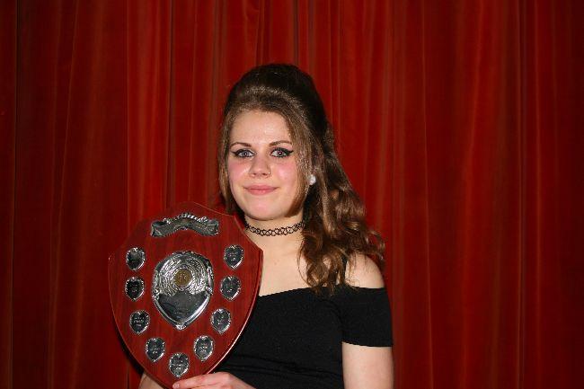Club Female Award Leigh Anne Rose