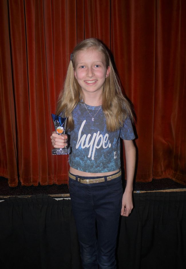 U11G Road Evie Hemmings