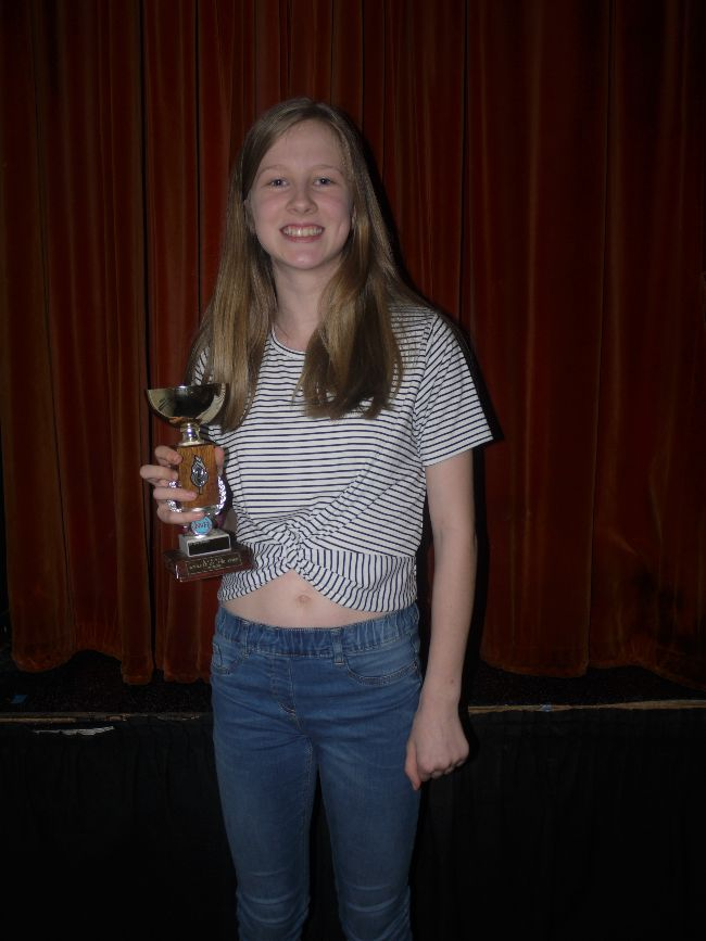 U13G Road Lottie  Hemmings