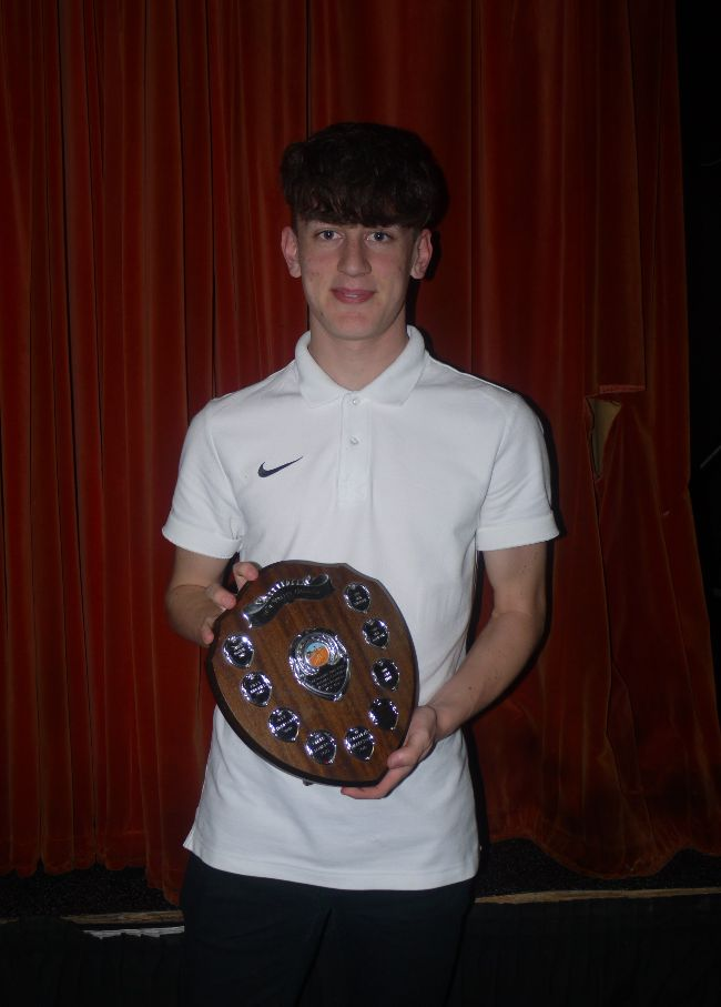 U17B Road Callum Dalliday