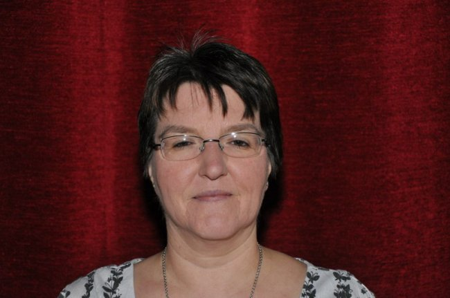 Andrea Chapman - Subs Secretary