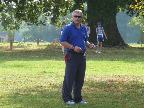 Russ Prosser - XC Secretary & Junior Endurance Coach