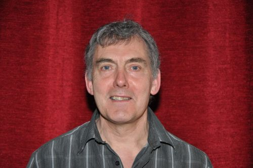 Ray Church - Club Secretary