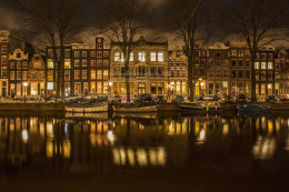 Canal Houses Amsterdam