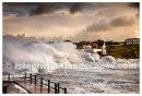 Freshwater Bay storm .