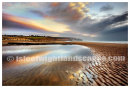 Sandown Bay reflections