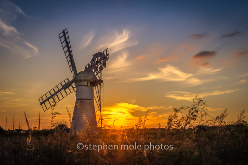 Summer Solstice at Thurne Mill