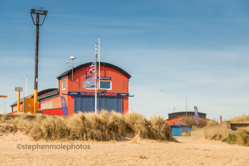 Caister Lifeboat Station 3