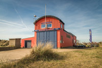 Caister Lifeboat Station 7