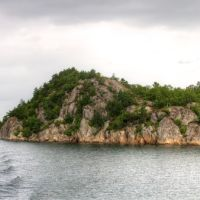 Island in the Fjord