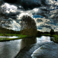 The River Trent 1