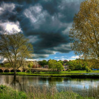 The River Trent 2