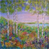Summer woodland  SOLD