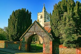 All Saints Church, Wokingham, Berkshire