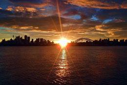 New Years Day, Sydney